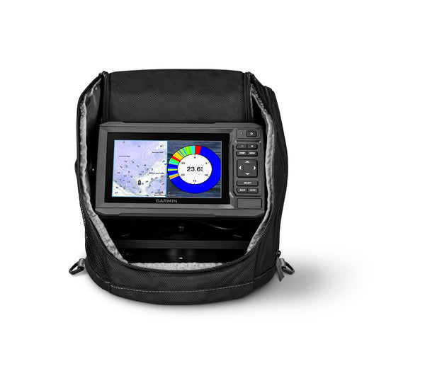 Garmin Echomap Plus 63cv Ice Bundle With Gt8hw-if