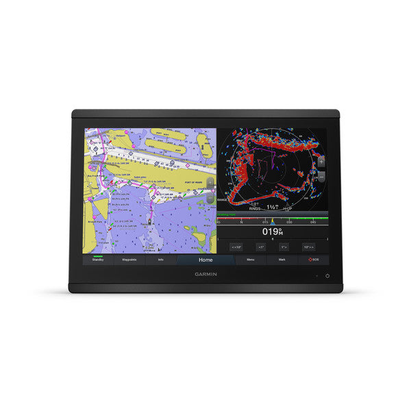"Garmin Gpsmap8616 16"""" Plotter With Us, Canada, Bahamas G3"