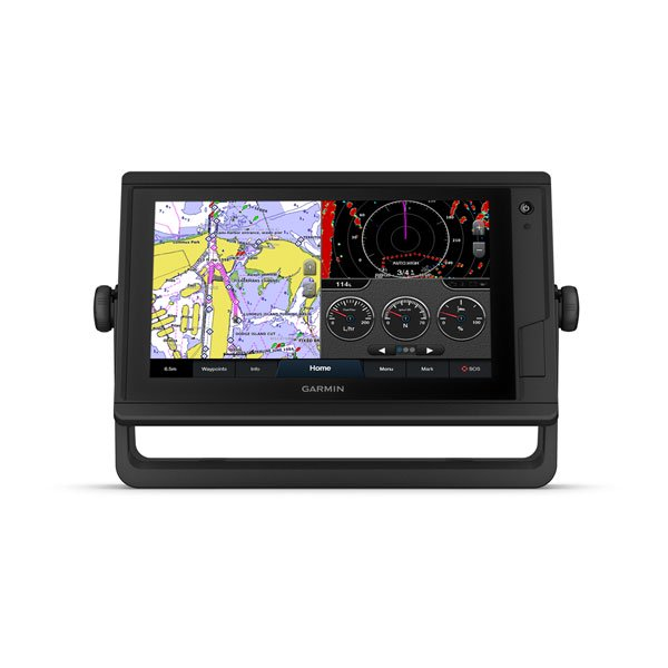 "Garmin Gpsmap922 Plus 9"""" Plotter With Worldwide Basemap"