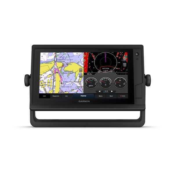 "Garmin Gpsmap942 Plus 9"""" Plotter With Bluechart Us G3 And Lakevu Hd"