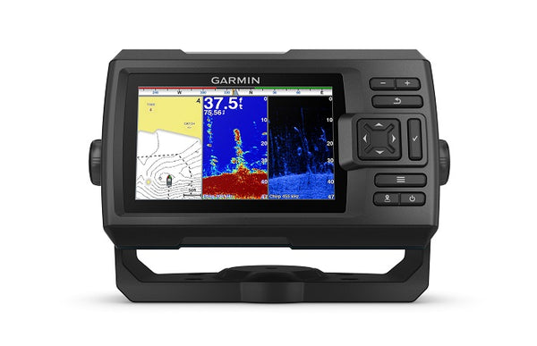 Garmin Striker Plus 5cv Reman Not A Chart Plotter