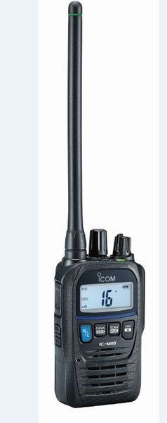 Icom M85is Hand Held Vhf Intrinically Safe