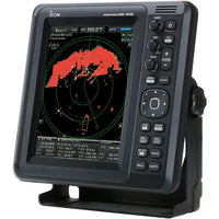 "Icom Mr-1010r2 10.4"""" Color Radar 24"""" 4kw Dome"