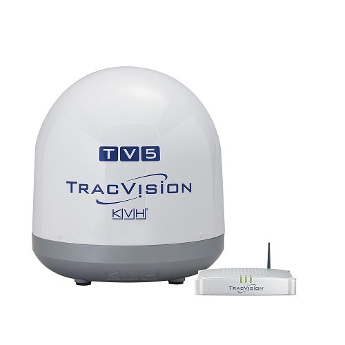 Kvh Tracvision Tv5 Satellite For North America