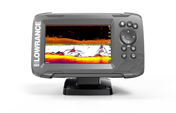 Lowrance Hook2-5 Ice Machine