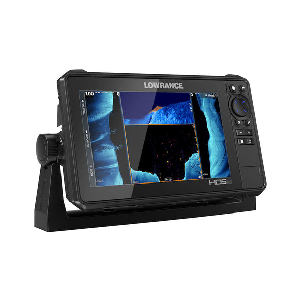 Lowrance Hds9 Live Reman No Transducer