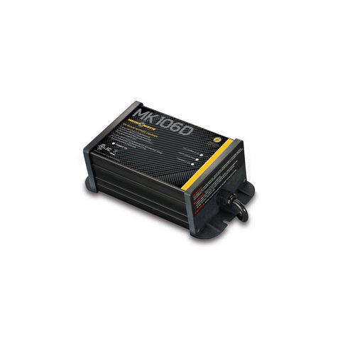 Minn Kota Mk106d Digital Charger 1 Bank 6 Amps