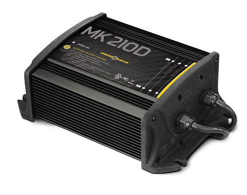 Minn Kota Mk210d Digital Charger 2 Bank 5 Amps