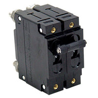 Newmar 15 Amp Double Pole Breaker W- Black Throw