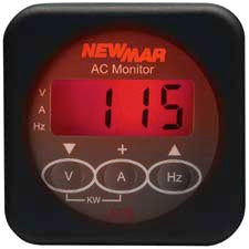 "Newmar Ace Energy Meter 2.5"""" Display"