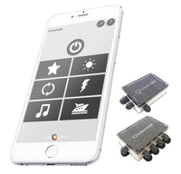 Oceanled Exteme Dmx Contoller App Kit Supports 4 Lights