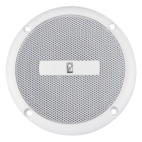 "Polyplanar Ma3013 3"""" White Flush Mount Speaker Pair"
