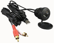 Prospec Sea-usbmini36 Usb-aux In-put Plug With 3' Cable