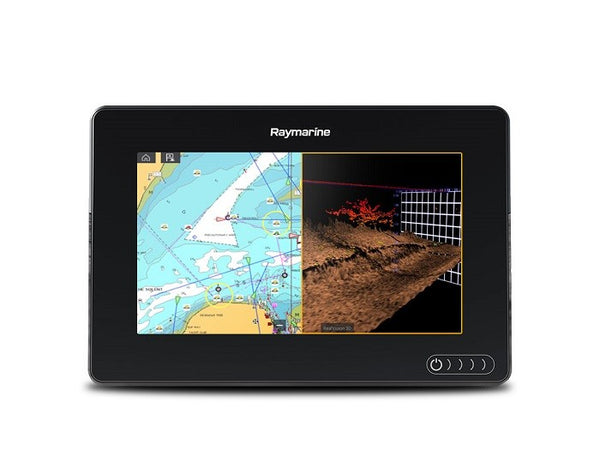"Raymarine Axiom 7 Rv 7"""" Mfd No Transducer No Chart"
