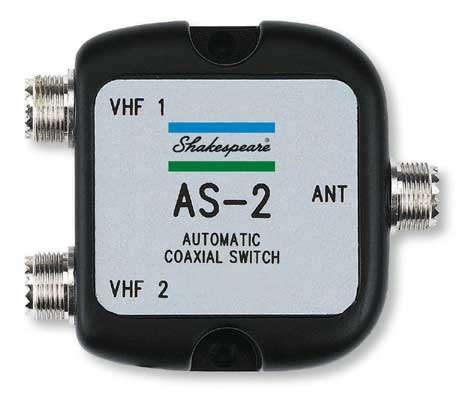 Shakespeare As-2 Auto Coax Switch