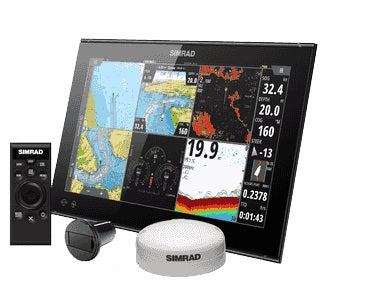 "Simrad Nso Evo3s 16"""" Mfd System Pack"