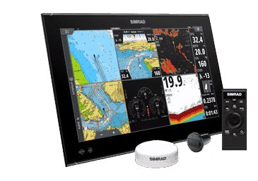 "Simrad Nso Evo3s 19"""" Mfd System Pack"