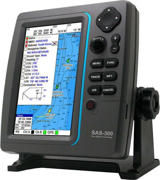 Sitex Sas-300 Class B Sodtma Ais With External Gps Antenna