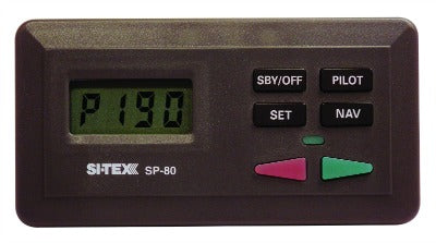 Sitex Sp-80 Inboard Pilot Rotary Reference No Drive