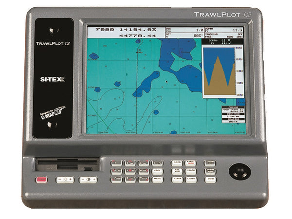 Sitex Trawlplot 12 Sd Plotter