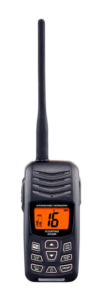 Standard Hx300 5w Floating Hand Held Vhf