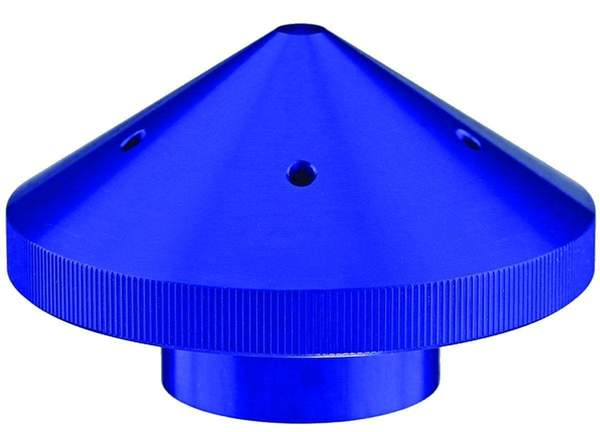 Th Marine G-force Eliminator Blue Prop Nut For Minn Kota 35-70
