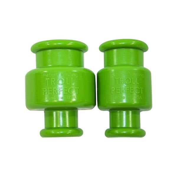 Th Marine G-force Troll Perfect For Minn Kota Lime Green