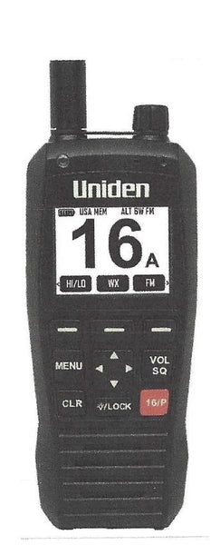Uniden Mhs130 Floating Hh Vhf
