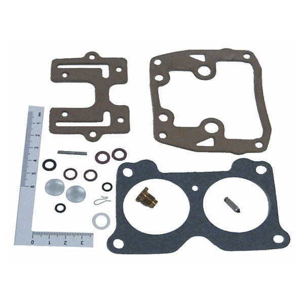 Sierra Carburetor Kits - Johnson/Evinrude