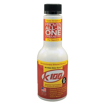 K100 K100-G+ Fuel Treatment - Gas