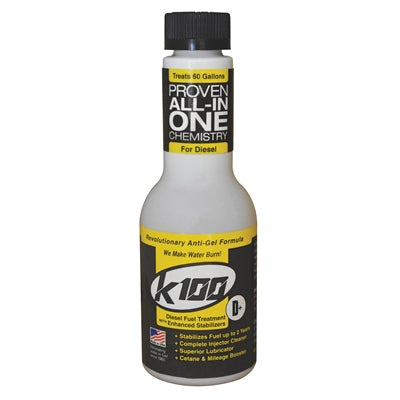 K100 K100-D+ Fuel Treatment - Diesel