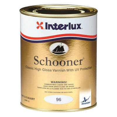 Interlux Schooner Varnish