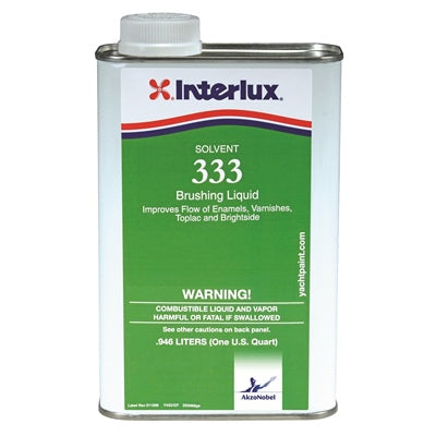 Interlux Thinner, Solvent & Cleaners
