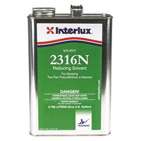 Interlux Thinner, Solvent & Cleaner : INT 2316G