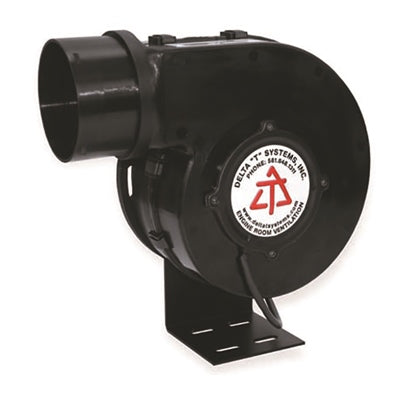 "Delta T Systems Inc Lil' Champ 4"" Ignition Protected Dc Blowers"