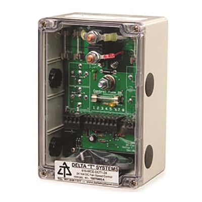 Delta T Systems Inc Dc Fan Control System