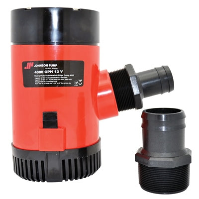 Johnson Heavy Duty Bilge Pumps