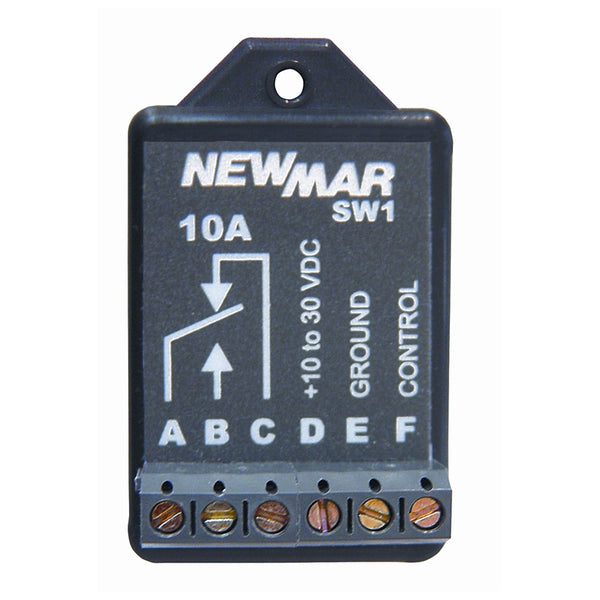 Newmar Remote Alarm Relay For Dce And Ace Meters #DIR