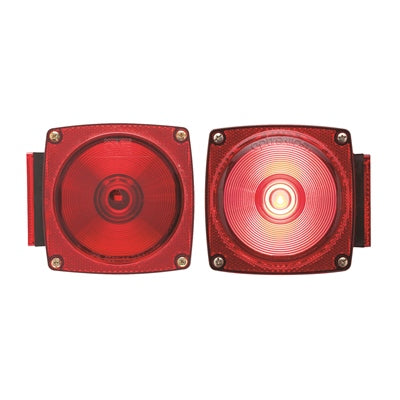 "Marpac Waterproof L.E.D. Trailer Lights for Trailers Under 80"" Wide"