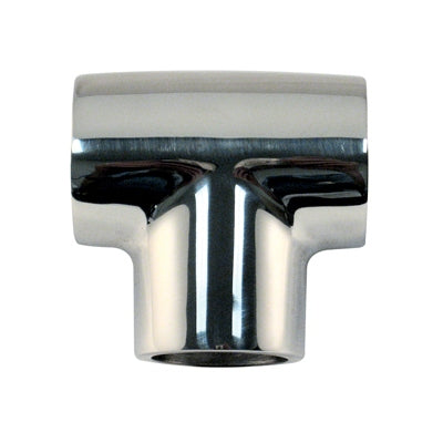 Marpac Cast Stainless Steel Rail Fittings - 90 degree Tees