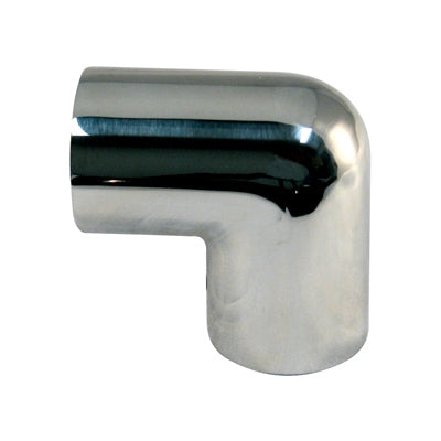 Marpac Cast Stainless Steel Rail Fittings - 90 degree Elbows