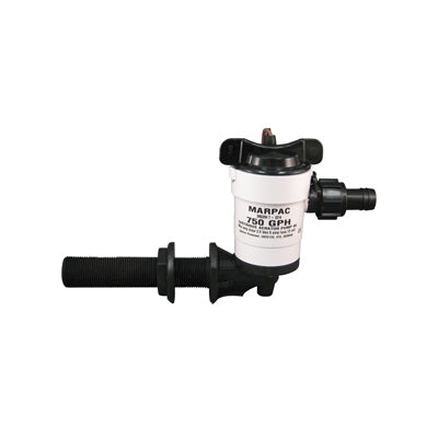 Marpac Livewell Pumps - Cartridge Type
