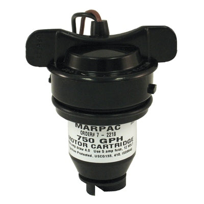 Marpac Cartridge Submersible Bilge Pump