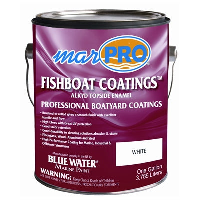 Marpac Professional Fishboat Coatings - Alkyd Topside Enamel