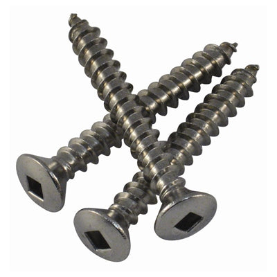 Marpac Square Drive Self Tapping Screws