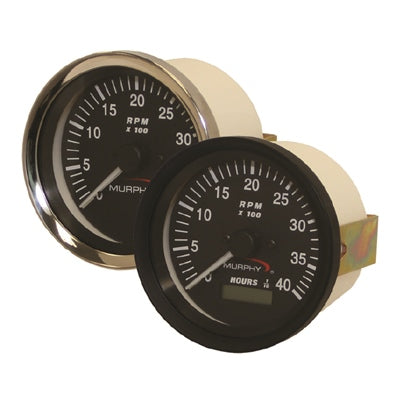 Murphy-Frank W.Mfg Tachometers And Tach/Hourmeters - At And Ath Series