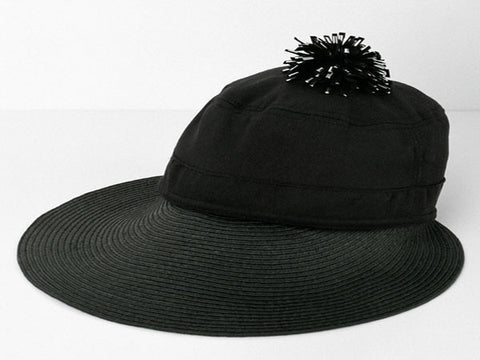 Starfish Cap - Black