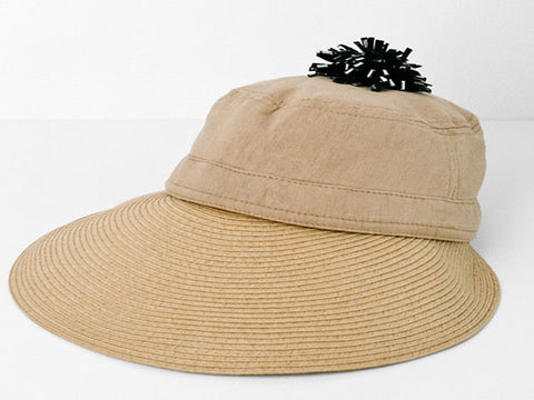 Popicle Cap- Natural