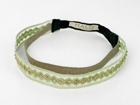 Pinacolada Hairband- Green