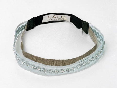 Pinacolada Hairband- Blue